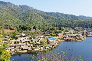 Таиланд – страна, где оживают картины Рериха?