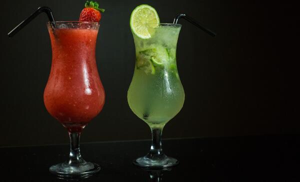 Жарко? Выпейте коктейль!