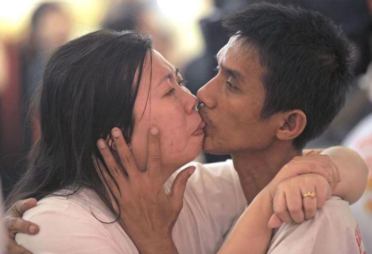 Поцелуй Эккачайа и Лаксану