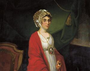 Аргунов Н.И. Портрет графини П.И. Шереметевой. 1803 г.
