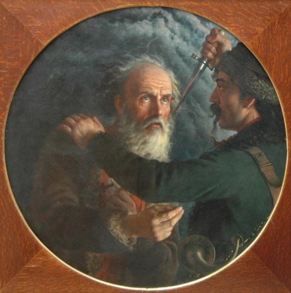 М. И. Скотти, «Иван Сусанин», 1851 г.
