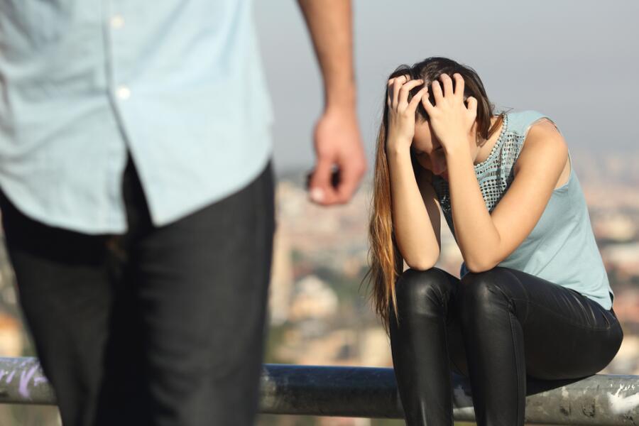 Муж ушел к другой. Как пережить развод и жить дальше?