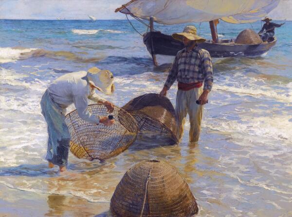 Дню рыбака посвящается. Кто нас кормит рыбой?