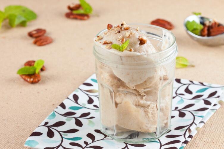 Как приготовить «лучшее в мире» мороженое?