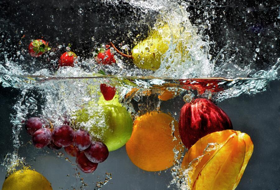 Всегда ли полезны свежие ягоды и фрукты? Пионерские были и небыли