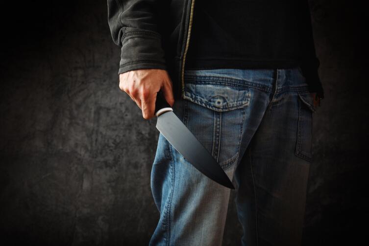 Можно ли носить нож для самообороны? Ни в коем случае!