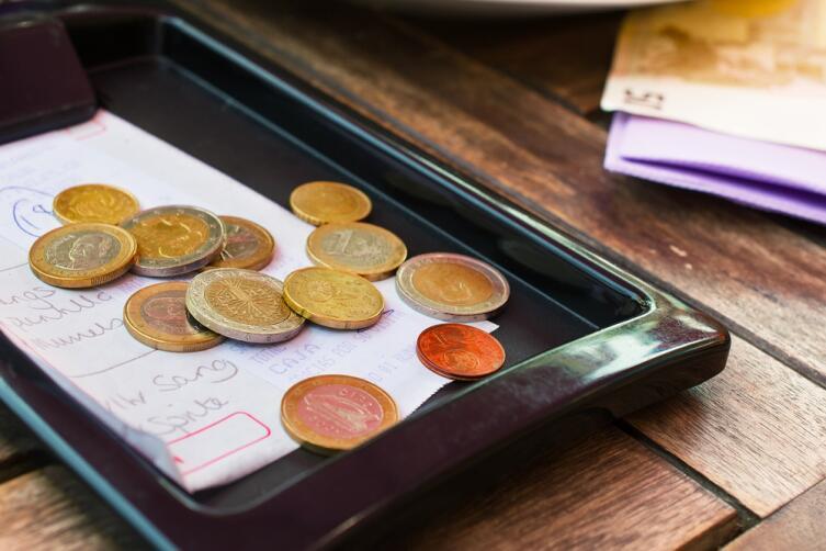 Чаевые — это просто плата за качественное и своевременное обслуживание, за хороший сервис
