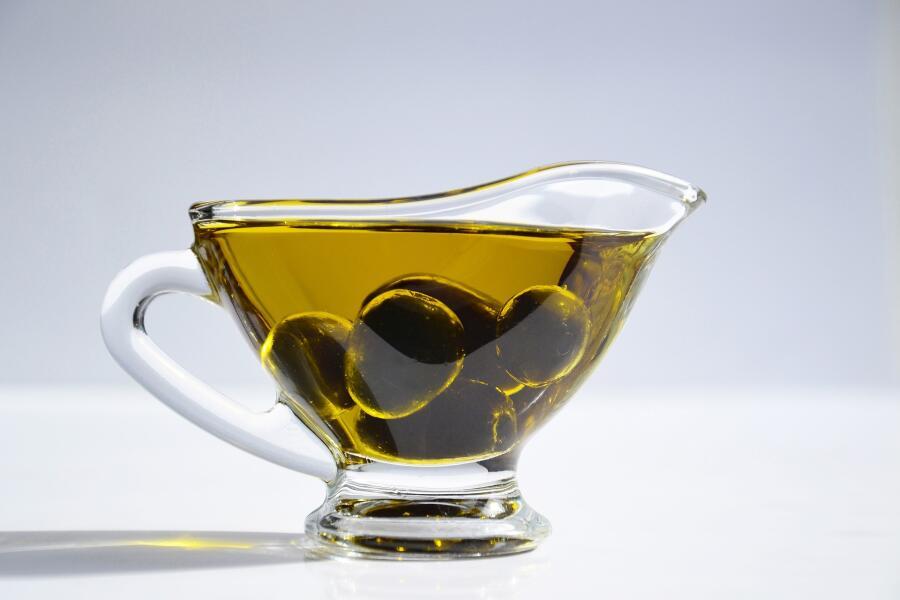 Какие десерты можно приготовить из оливкового масла?