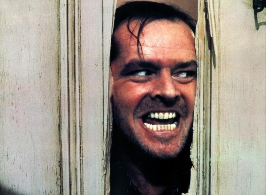 «А вот и Джонни!». Джек Николсон в роли Джека Торренса