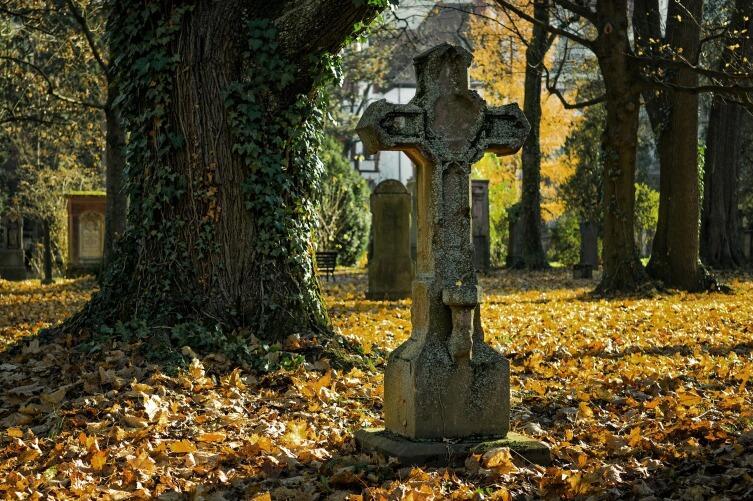 Самое страшное в смерти — это неизвестность, поэтому религии предлагают людям «загробную» жизнь или реинкарнацию