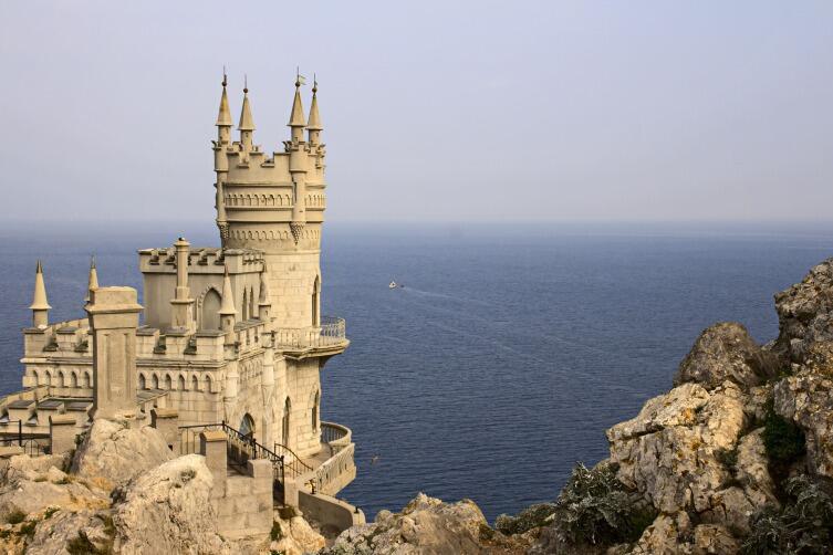 Черное море, Крым