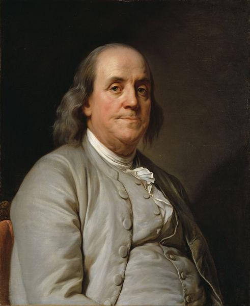Бенджамин Франклин в 1752 г. установил, что металлические острия, соединённые с землёй, снимают электрические заряды с заряженных тел без соприкосновения с ними и предложил проект молниеотвода