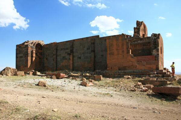 Ереруйкская базилика, V век