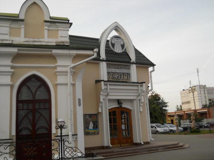 Драмтеатр, г. Пинск