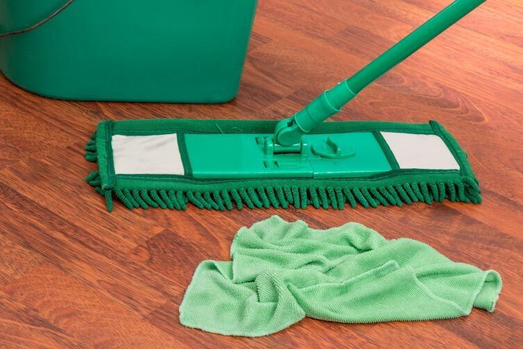 Не нужно делать генеральную уборку, главное - навести внешний лоск