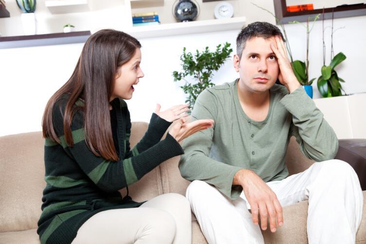 Иногда супруги намеренно создают конфликты исключительно для достижения личных целей