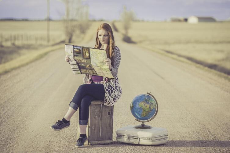 Если мы не знаем точного места, куда нам надо попасть, следует знать хотя бы направление