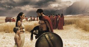 Как снимали эпический боевик «300 спартанцев»? Кровь и кубики