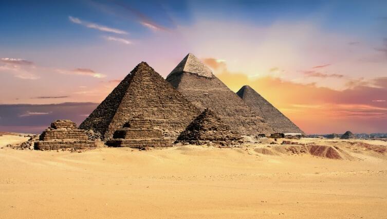 Записи египетских пирамид оказались неверными