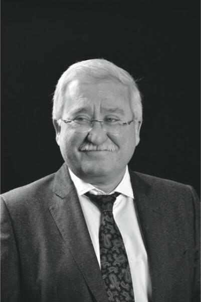 Игорь Ашурбейли, глава государства