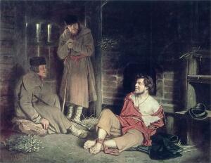 Какой должности в XIX веке избегали даже преступники?