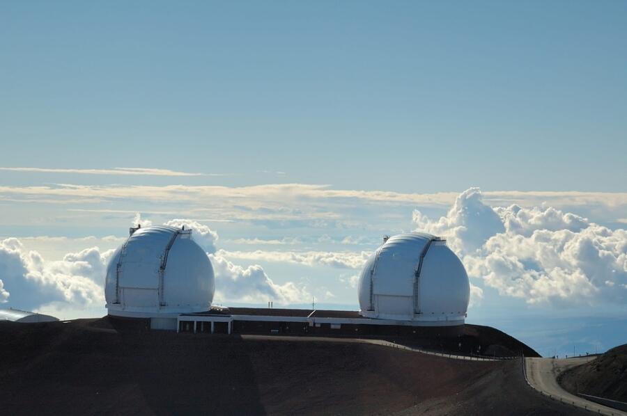 Телескопы на Гавайах