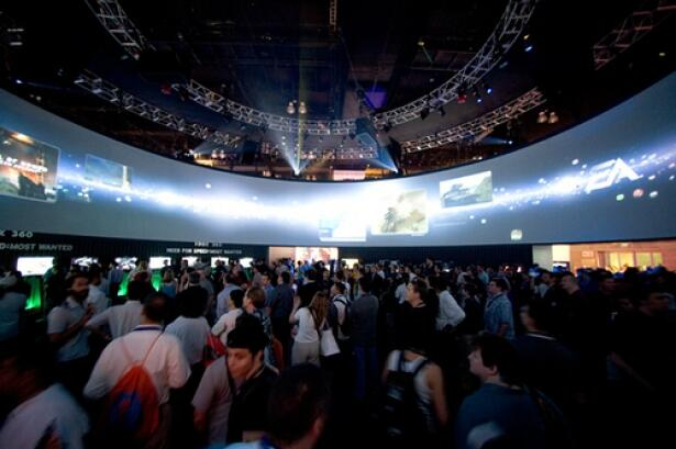Electronic Entertainment Expo —«Выставка электронных развлечений» в Лос-Анджелесе