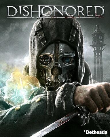 Обложка компьютерной игры Dishonored