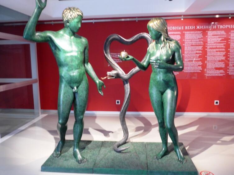 Чем поразила выставка скульптур Сальвадора Дали в Санкт-Петербурге?