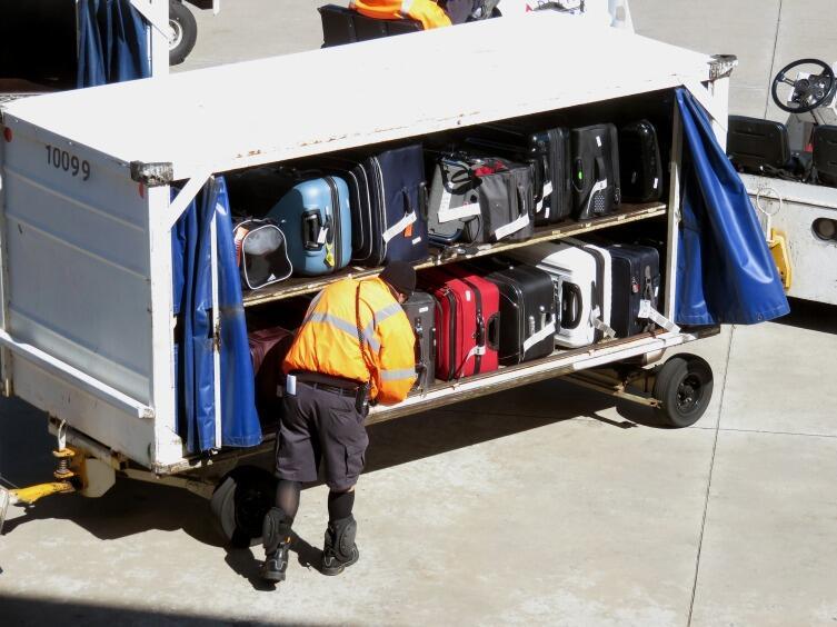 У багажа своё путешествие...