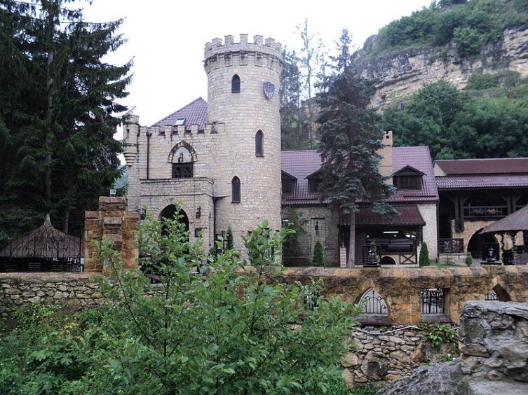 Замок коварства и любви в Кисловодске