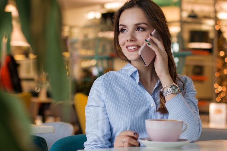 Женщины больше испытывают потребность в общении, чем мужчины