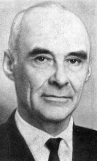 Николай Александрович Козырев, советский астроном (1908-1983)