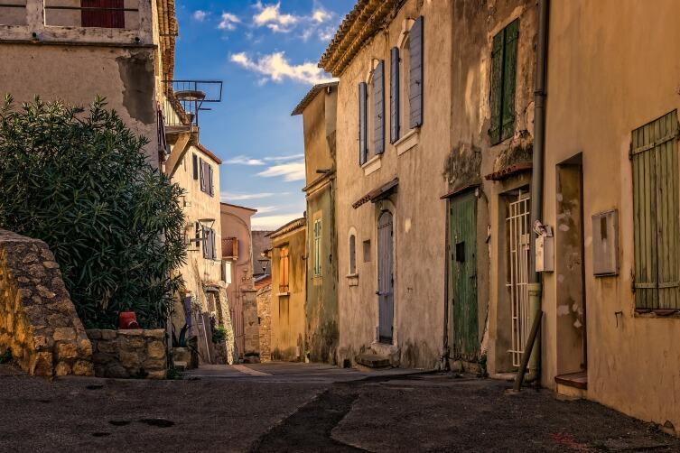 Франция - это не только Париж. Улица старого Лилля