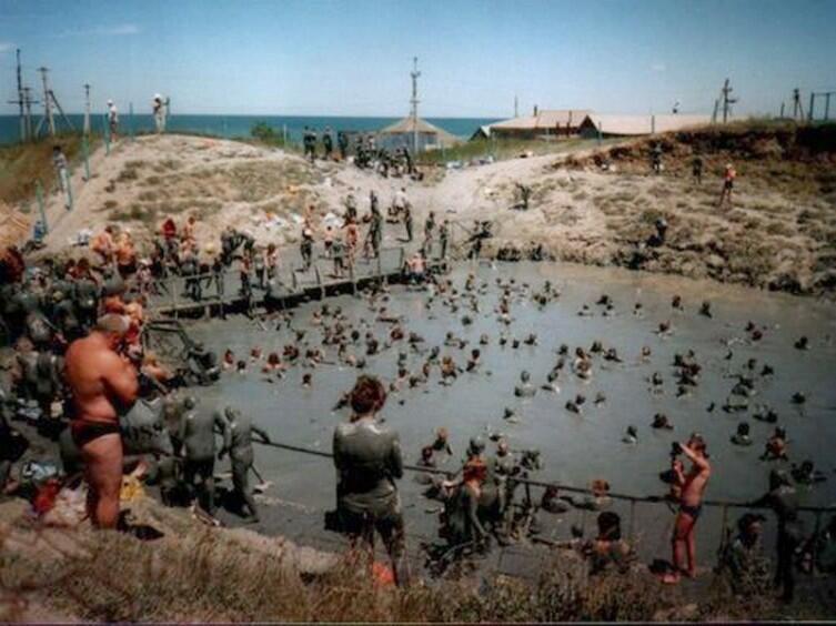 Анапа - грязевые источники