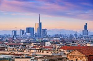 Как в Милане прошивают небеса?