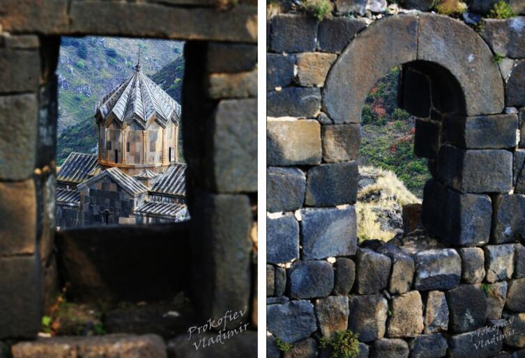 Окно в Армению