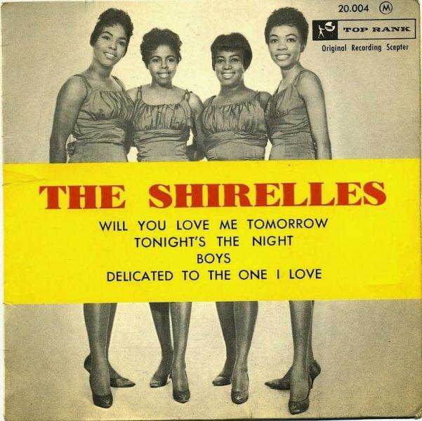 Женские вокальные группы 1950-60-х годов. Какова история хитов The CHANTELS и The SHIRELLES?