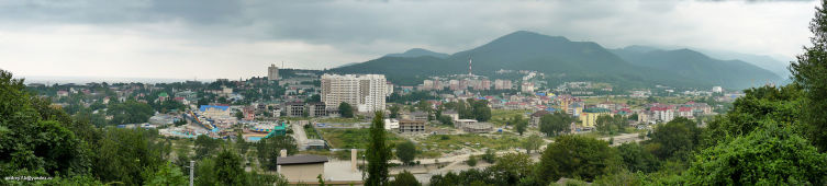 Панорама Лазаревского