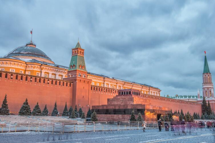 Как строился мавзолей Ленина? Часть 3