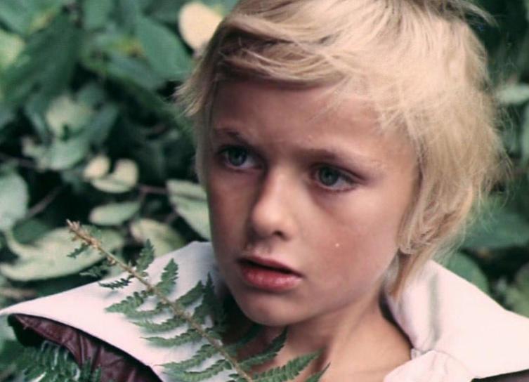 Павел Чернышев в фильме «Сказка о звездном мальчике»
