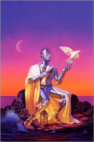 Стивен Юлл, «Робот»