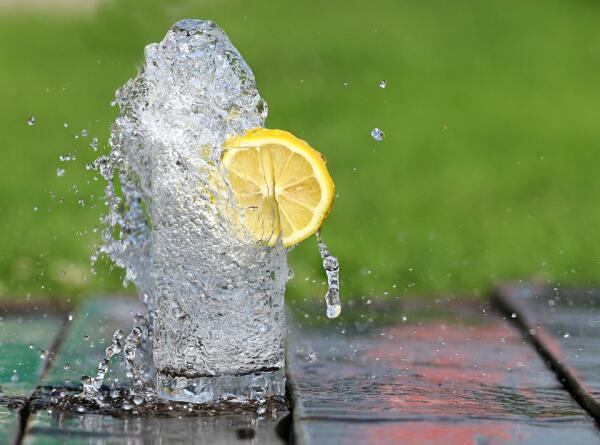 Чем спасаемся в жару? Напитки