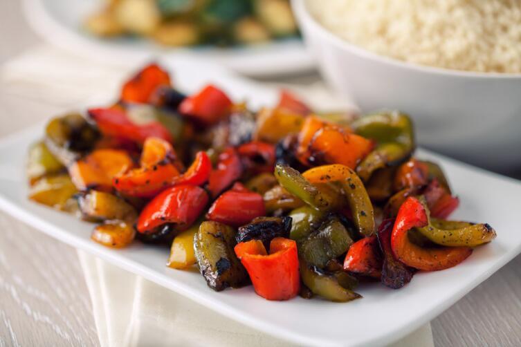 Что делать с перцами? Сладкий перец как элемент сладкой жизни, или Когда лень долго готовить