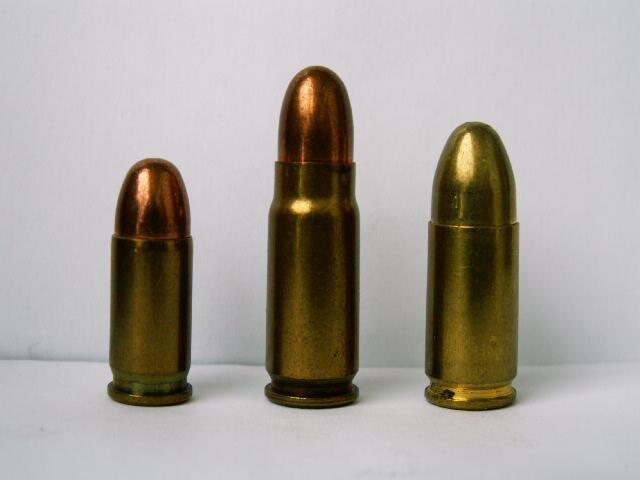 Патроны: 7,65 мм «Браунинг», 7,62×25 мм ТТ, 9×19 мм Парабеллум