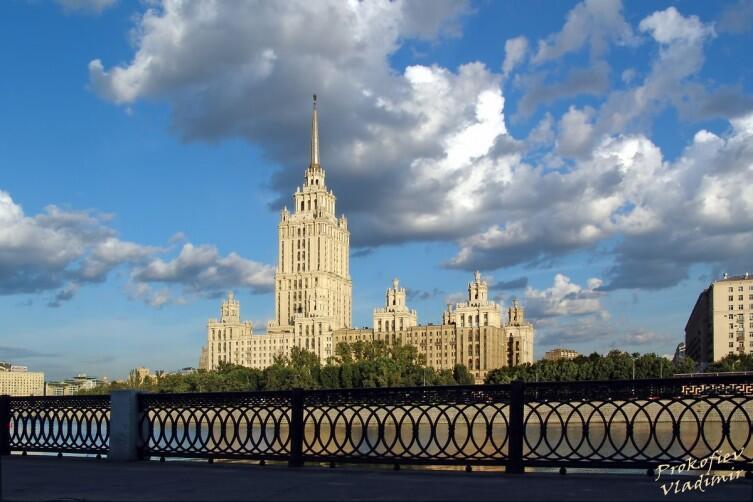 Сталинская высотка (гостиница «Украина»), Москва