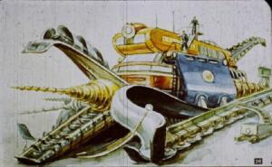 Подземная лодка - фантастика или реальность?
