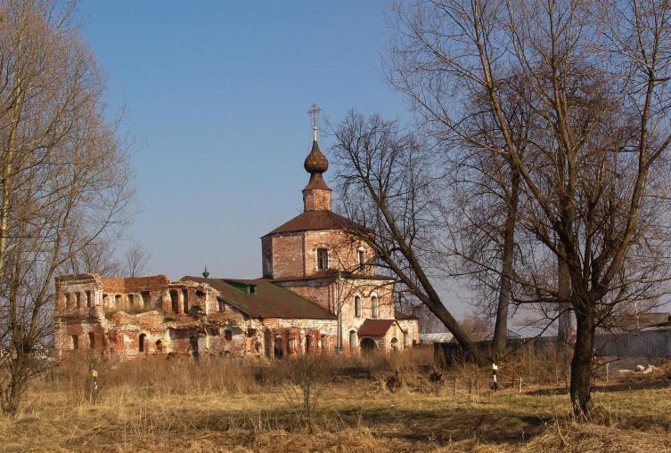 Церковь Бориса и Глеба, Переславль-Залесский
