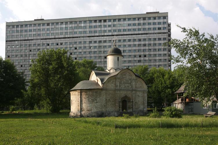 Церковь св. Трифона в Напрудном (Москва, 1470-1480 гг.)