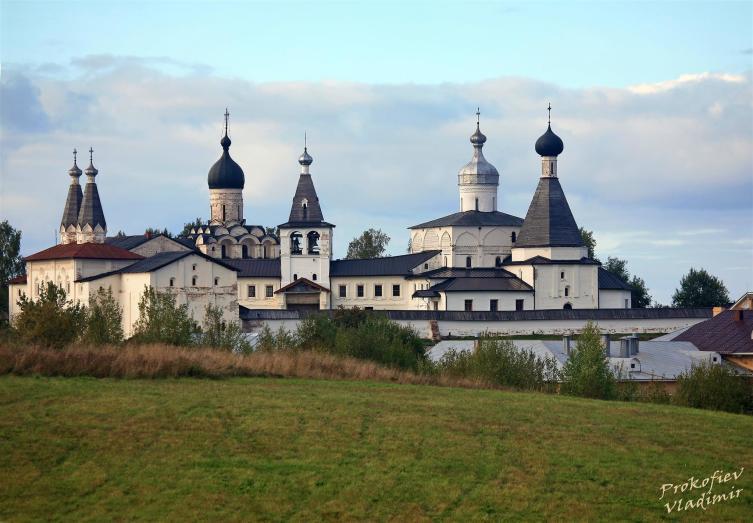 Ферапонтов Белозерский монастырь (Вологодская область) - музейный туристический объект